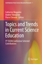 Topics and Trends in Current Science Education