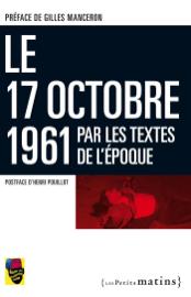 17 octobre 1961 par les textes de l'époque