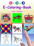 1-2-3 E-Coloring-Book