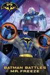 Batman Battles Mr Freeze