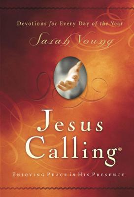 Jesus Calling - Sarah Young book