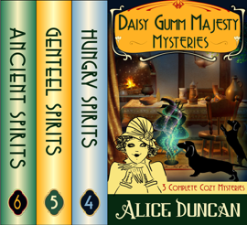 The Daisy Gumm Majesty Cozy Mystery Box Set 2 (Three Complete Cozy Mystery Novels in One) PDF Download