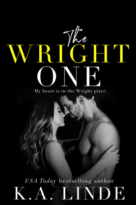 The Wright One - K.A. Linde book