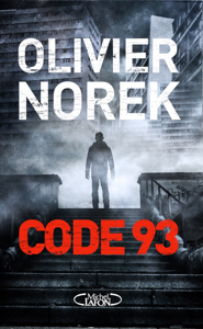 Code 93 La couverture du livre martien