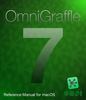 The Omni Group - OmniGraffle 7.8 Reference Manual for macOS artwork