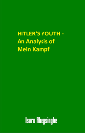 Hitler's Youth: An Analysis of Mein Kampf book