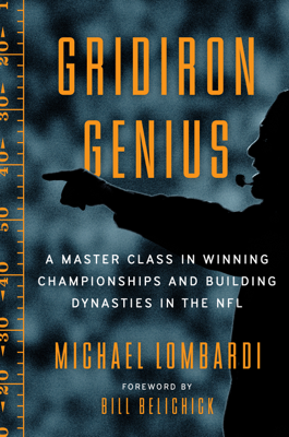 Gridiron Genius - Michael Lombardi book