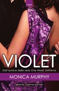 Violet Book Cover