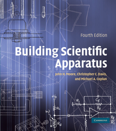 Building Scientific Apparatus: Fourth Edition