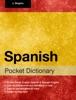 Spanish Pocket Dictionary