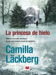 La princesa de hielo Book Cover