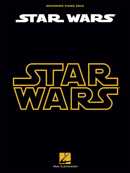 Star Wars for Beginning Piano Solo by John Williams