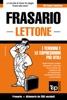 Frasario Italiano-Lettone E Mini Dizionario Da 250 Vocaboli