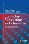 Ecopsychology Phenomenology And The Environment