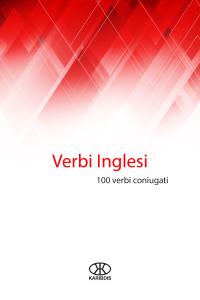 Verbi inglesi Libro Cover