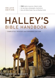 HALLEYS BIBLE HANDBOOK WITH THE NEW INTERNATIONAL VERSION---DELUXE EDITION