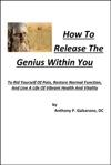 How To Release The Genius Within You To Rid Yourself Of Pain Restore Normal Function And Live A Life Of Vibrant Health And Vitality