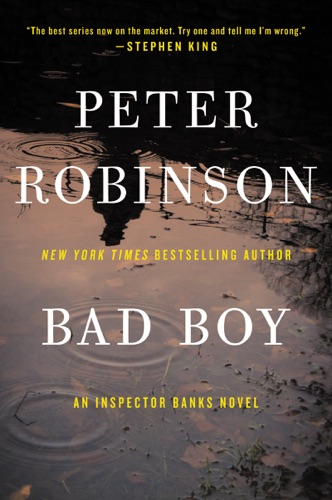 Peter Robinson - Bad Boy