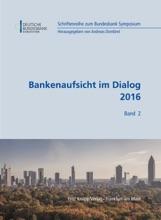 Bankenaufsicht Im Dialog 2016