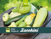 MixGenuss: Kleine Rezepte mit Zucchini