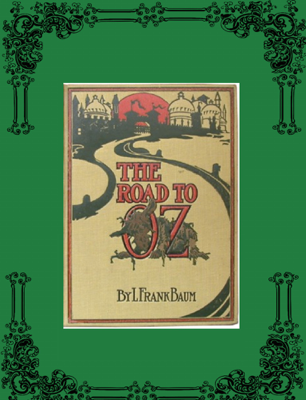 The Road to Oz - L. Frank Baum book