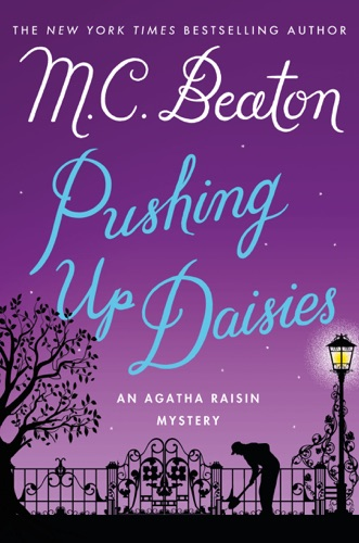 M.C. Beaton - Pushing Up Daisies