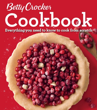 Betty Crocker Cookbook, 12th Edition