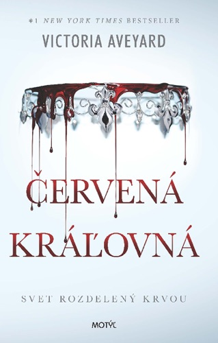 Victoria Aveyard - Červená kráľovná