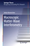 Macroscopic Matter Wave Interferometry
