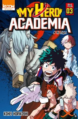 My Hero Academia T03 PDF Download