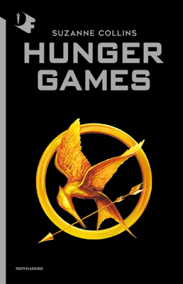 Hunger Games - Suzanne Collins book