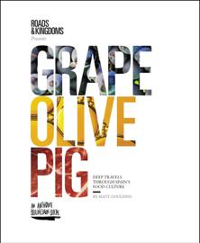 Grape, Olive, Pig book