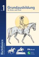 deutsche reiterliche vereinigung e.v. fn - Grundausbildung für Reiter und Pferd artwork