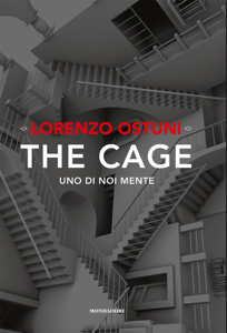 The cage Libro Cover