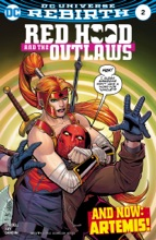 Red Hood And The Outlaws (2016-2020) #2