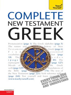 Complete New Testament Greek - Gavin Betts book
