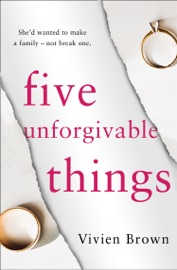 Five Unforgivable Things PDF Download