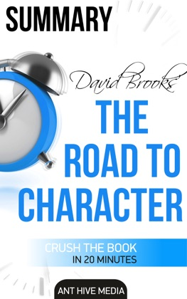David Brooks' The Road to Character Summary image
