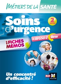 MéTIERS DE LA SANTé - SOINS DURGENCE - AFGSU EN FICHES MéMOS - ENTRAINEMENT RéVISION - 2E éDITION