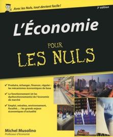 LéCONOMIE POUR LES NULS, 3èME éDITION