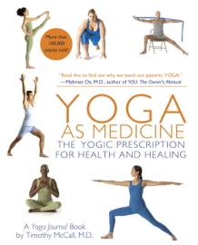 Yoga as Medicine PDF Download