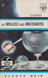 Perry Rhodan n°03 - La Milice des mutants