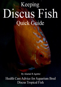 Keeping Discus Fish Quick Guide Book Cover