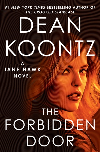 The Forbidden Door - Dean Koontz book cover