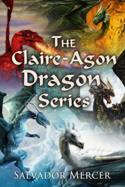 The Claire Agon Dragon Series book
