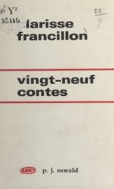 VINGT-NEUF CONTES