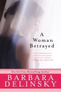 A Woman Betrayed Book Cover