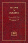 Sichos In English Volume 17 Nissan-Elul 5743