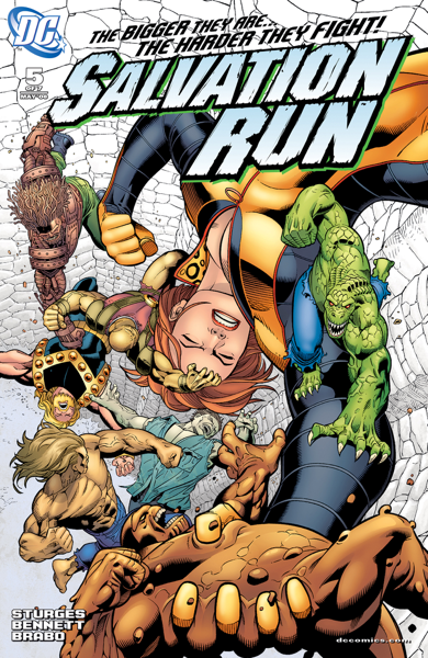 Salvation Run (2007-) #5