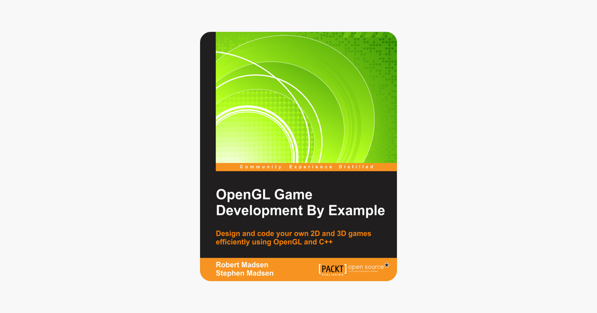 ‎OpenGL Game Development By Example